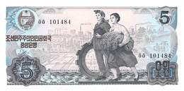 5 Wong Nordkorea 1978 UNC - Korea (Nord-)