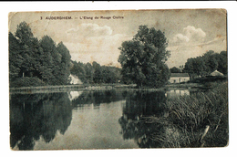 CPA - Carte Postale -  Belgique - Auderghem- Etang Du Rouge Cloître - VM3476 - Forêts, Parcs, Jardins