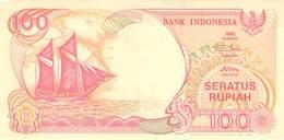 100 Rupiah  Indionesien UNC 1992 - Indonesien