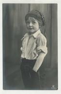 Young Boy, Enfant  (2 Scans) - Portraits