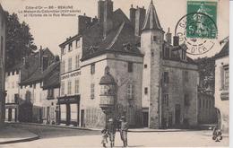 COTE D'OR -  86 - BEAUNE - La Maison Du Colombier  ( - Tibre à Date De 1909 ) - Beaune