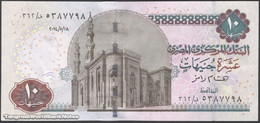 TWN - EGYPT 64d2 - 10 Pounds 18.5.2014 UNC - Egitto