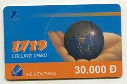 TK 00616 VIETNAM - Chip 12/2008 - Vietnam