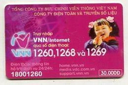 TK 00618 VIETNAM - Chip 05/2002 - Vietnam