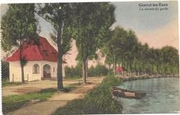 Genval-les-Eaux NA29: La Maison Du Garde 1930 - La Hulpe