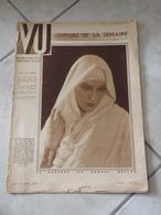 VU Journal De La Semaine Avec Raquel Meller 4 Avril 1928 - Newspapers
