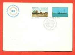 EUROPA - EUROPE- IRLANDA 1979 - CEPT - FDC