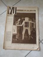 VU Journal De La Semaine - L'Homme Mécanique - 21 Mars 1928 Actualité De Cette époque - - Journaux - Quotidiens