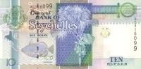 SEYCHELLES P. 36b 10 R 2008 UNC - Seychellen