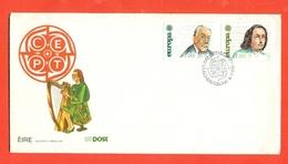 EUROPA - EUROPE- IRLANDA 1985 - CEPT - FDC