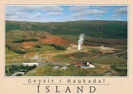 1 AK Island * Geysire Im Heißwassertal Haukadal - Liegt Im Süden Der Insel * - Island