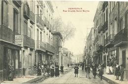 PERPIGNAN - Rue Grande Saint Martin - Perpignan