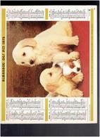 CALENDRIER 1975 ECUREIL CHIEN ALMANACH DES P.T.T. - Calendriers