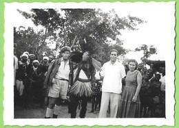 Angola - REAL PHOTO - Feiticeiro - Wizard - Ethnique - Ethnic - Afrique