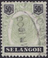 Selangor    .   SG     .    60  (2 Scans) Fiscal     .      O         .     Cancelled      .   /    .  Gebruikt - Selangor