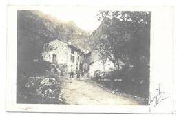 Casteill Carte Photo Casteill N° 49 X. Goudard, Editeur à Vernet Les Bains - France