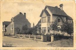 Coxyde-Bains NA166: Villa L'Ensoleillée, Villa Franz - Koksijde