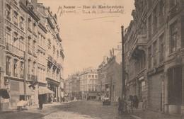 Namur La Rue De Marchovelette Rare Animée  Circulé En 1924 - Namur