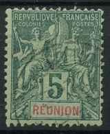 Reunion (1892) N 35 (o) - Réunion (1852-1975)