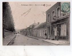Etrpagny Route De La Gare - France
