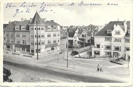 La Panne NA129: Avenue Du Mont Blanc Et Bd De Dunkerque - De Panne