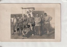 CPA - PHOTO - MILITARIA - Groupe De Soldats Du 519e Régiment De Chars De Combat - 1926 - Souvenir D'un Petit Poilu - Reggimenti