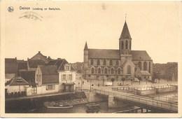 Deinze NA6: Leiebrug En Kerkplein 1947 - Deinze