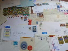 19 Sobres De Israel - 19 Envelopes Of Israel - Israele