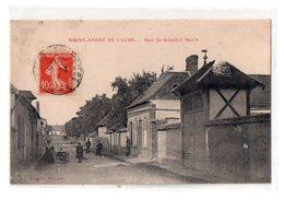 Saint Andre De L'eure Rue General Morin - France