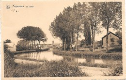 Arquennes NA7: Le Canal - Seneffe