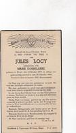 J.LOCY °URSEL 1874 +1943 (M.DOBBELAERE) - Devotion Images