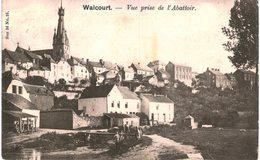 WALCOURT Vue Prise De L' Abattoir - Walcourt