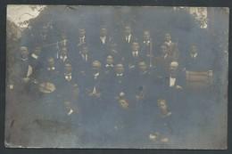 +++ CPA - Photo Carte - Foto Kaart - HERVE - Collège Marie Thérèse - Orchestre  - 1913  // - Herve