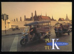CPM Thailande BANGKOK Tuk Tuk Motorized Tricycles - Thailand