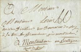 1791 Loire Inf - LAC 4/4/1791 - L3 (Lenain) Machecoul Ind. 24 Avec Certificat D'Authenticité (TB). Cote 1200 € - 2 Scans - 1701-1800: Précurseurs XVIII