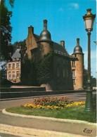 61 - Flers De L'Orne - Le Château - Fleurs - Voir Scans Recto-Verso - Flers
