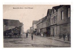 Beuzeville Route D'epaignes - France
