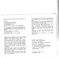 J.DOBBELS °MEULEBEKE 1883 +INGELMUNSTER 1977 (C.DINNEWETH) - Devotion Images