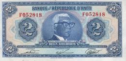 Ref. 558-955 - BIN HAITI . 1979. 2 GOURDES HAITI 1979 - Haïti