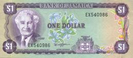 Ref. 589-987 - BIN JAMAICA . 1986. 1 DOLAR JAMAICA 1986 - Jamaica