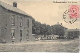 Nalinnes-Haies NA5: Les écoles 1920 - Ham-sur-Heure-Nalinnes