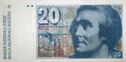 Ref. 684-1098 - BIN SWITZERLAND . 1983. 20 FRANCS SWITZERLAND 1983 SUIZA - Suiza