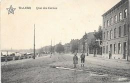 Tilleur NA2: Quai Des Carmes 1913 - Saint-Nicolas
