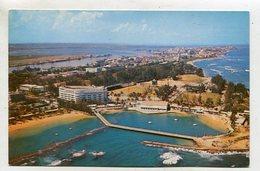 PUERTO RICO  - AK 353292 San Juan - Normandie Hotel And Escambron Beach Hotel - Puerto Rico