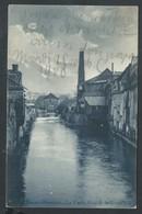 +++ CPA - SAINT GHISLAIN - La Vanne - Pont De La Grand'Rue  // - Saint-Ghislain