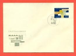 EUROPA - EUROPE- LIECHTENSTEIN 1963 - FDC