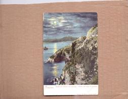 ALTE  AK   DUBROVNIK - Ragusa / Kroatien  - Insel Lokrum + Orsola / Teilansicht -  Ca. 1905 - Croatia
