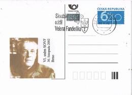 33114. Entero Postal BRNO (Republica Checa) 2002. Theme SCOUTS. Skautsky Velena Fanderlika - Enteros Postales