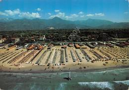 Cartolina Marina Di Pietrasanta Panorama Aereo 1996 - Massa