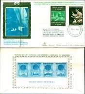 12115a)F.D.C.serie Concilio Ecumenico Vaticano II- 7-12-65 SESSIONE IV-PAOLO VI - FDC